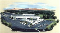 Rendering of New Dealership